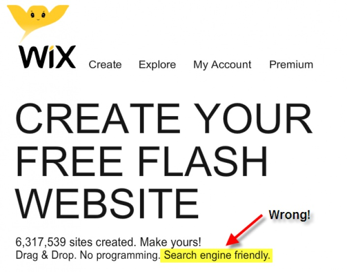 Reasons Not to Use Wix.com